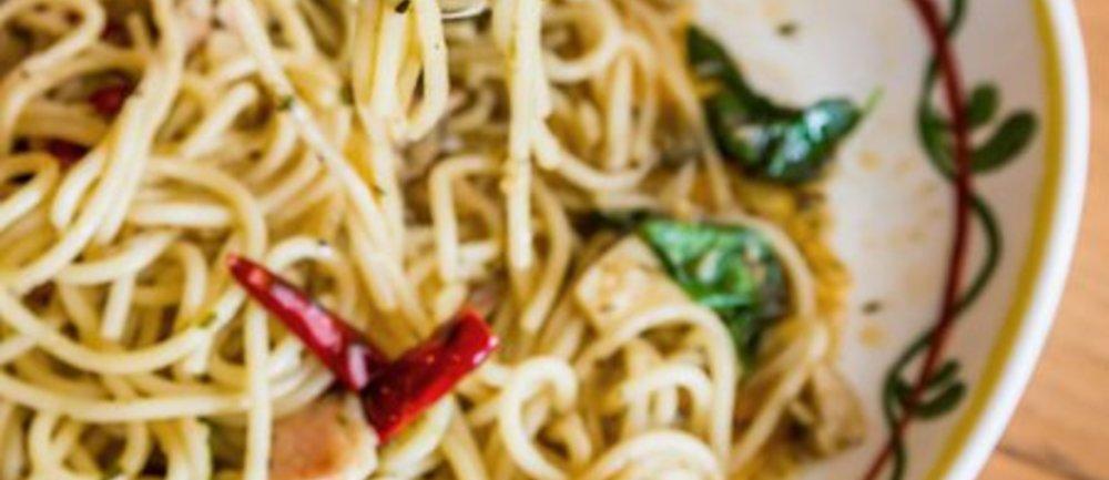 Spaghettisalat mit Maggi