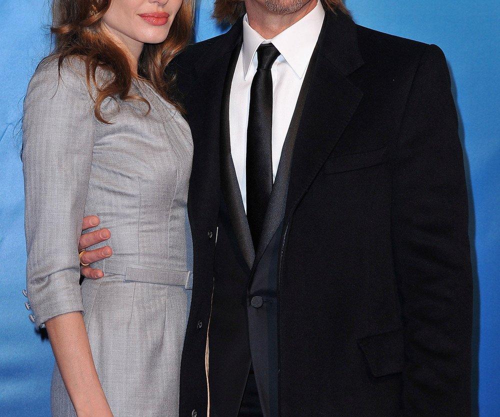 Brad Pitt und Angelina Jolie: Unterschiedliche Rollen bei Erziehung