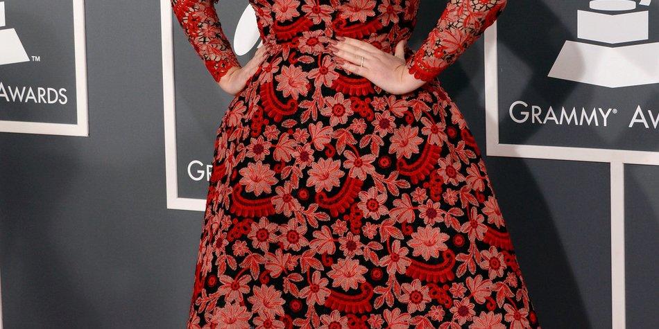 Adele: Eigene Show in Las Vegas gegen Lampenfieber?