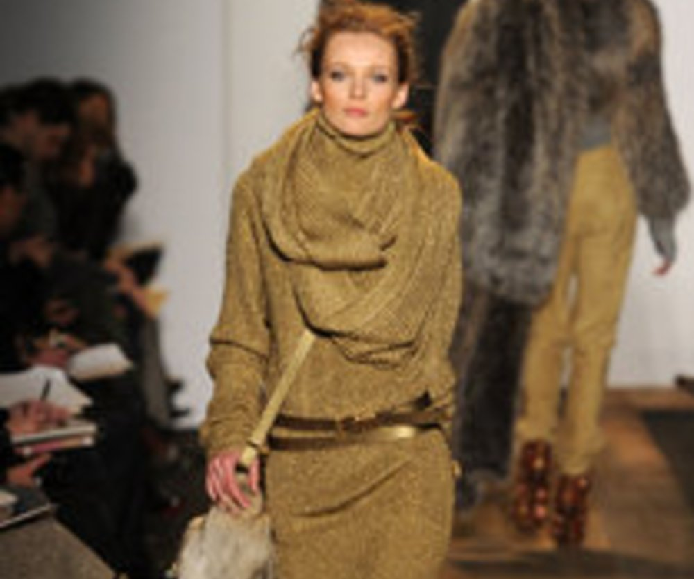 Fashion Week: Casual Glamour bei Michael Kors