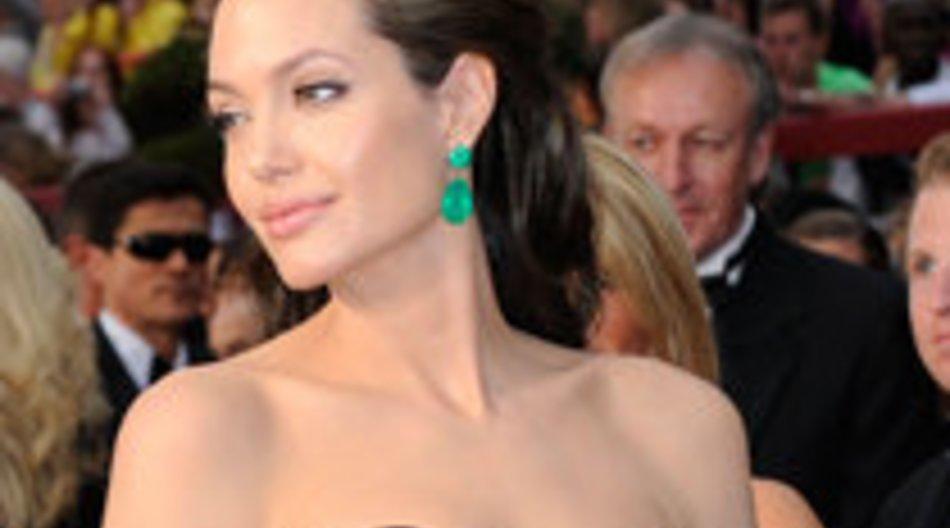 Angelina Jolie bei Dreharbeiten zusammengebrochen