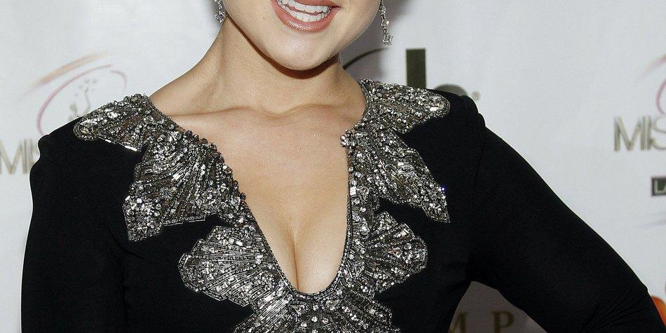 Kelly Osbourne möchte nicht zu den Schönsten gehören