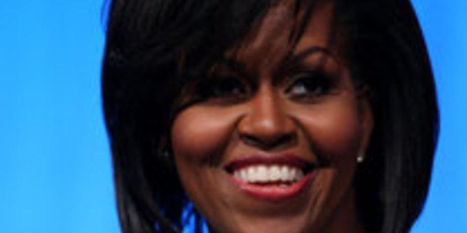 Michelle Obama: Das Geheimnis ihrer Top-Figur