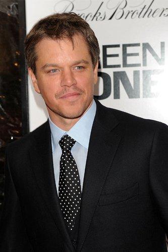 Matt Damon: Der US-amerikanische Schauspieler aus Syriana