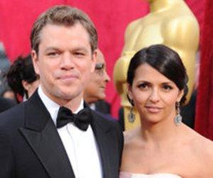 Matt Damon: Keine lange Trennung von Familie