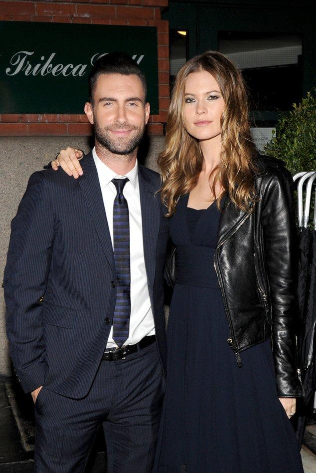 Adam Levine und Behati Prinsloo sind frisch verheiratet