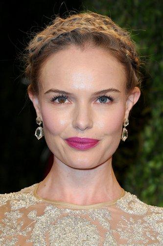 Kate Bosworth: Geflochtener Haarkranz