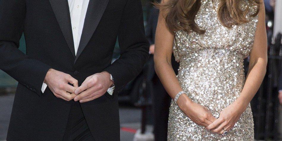 Kate Middleton und Prinz William haben ihr eigenes Wappen