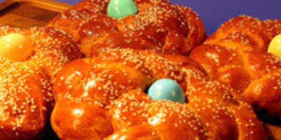 Passend zum Fest ein Osternest