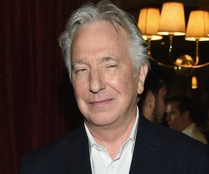 NEW YORK, NY - JUNE 17: Alan Rickman attends the New York Premiere after party of 'A Little Chaos' at Monkey Bar on June 17, 2015 in New York City. (Photo by Dimitrios Kambouris/Getty Images)