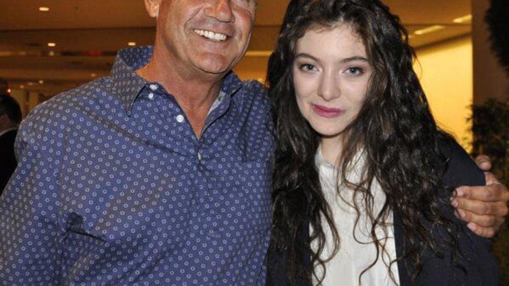 Lorde trifft auf einen besonderen Mann