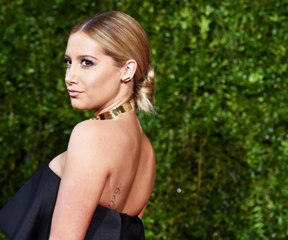 Ashley Tisdale wird heute 30