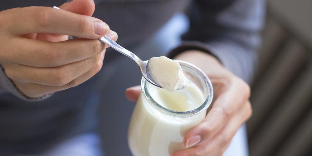 Abnehmen mit Joghurt