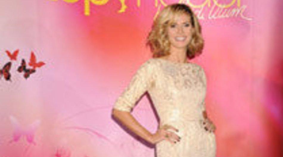 Germanys next Topmodel: Die Jury zeigt sich beim Casting