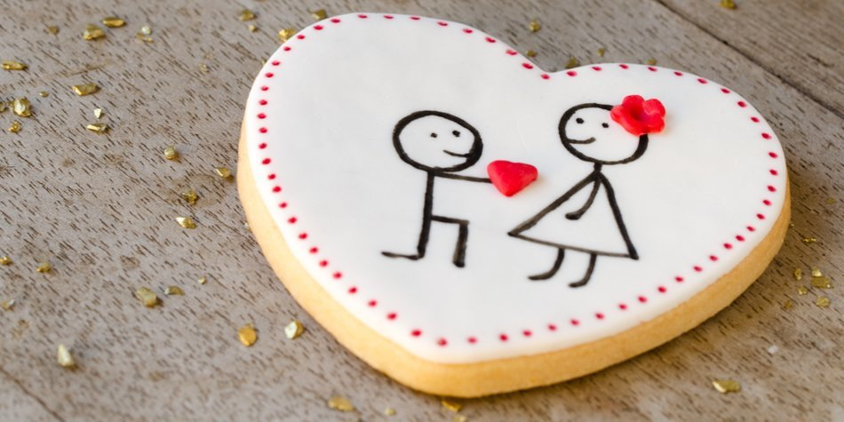 Pinterest Valentinstag backen