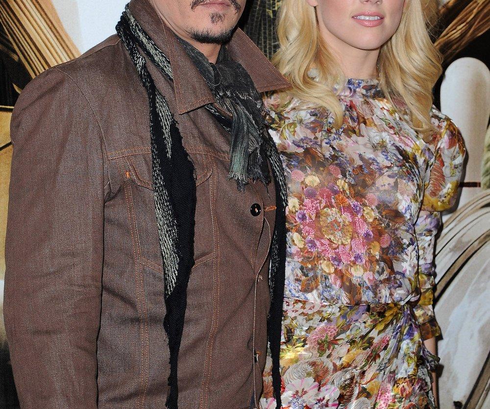 Johnny Depp & Amber Heard: Keine Zeit zu verlieren