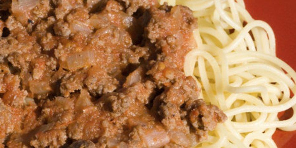 Spaghetti Bolognese Thermomix