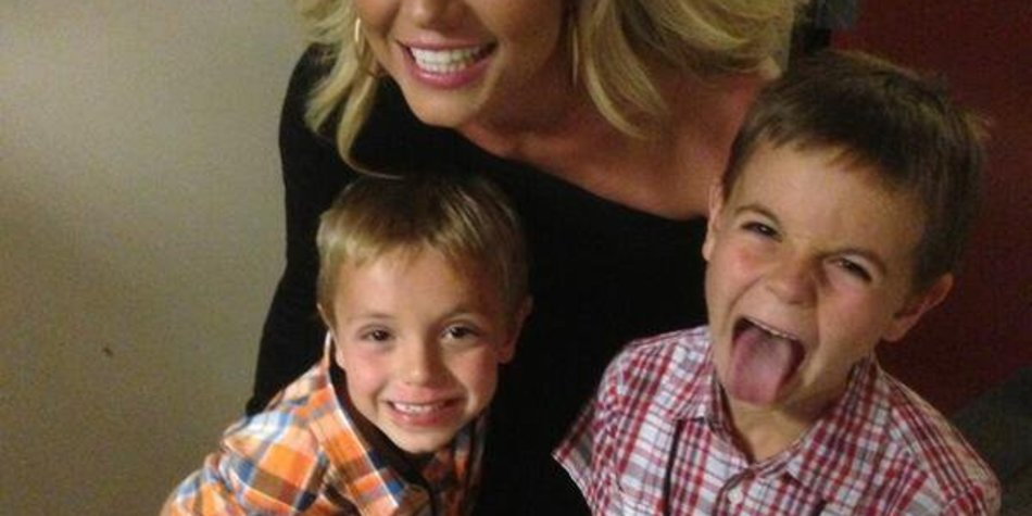 Britney Spears: Ihre Söhne spielen im neuen Video mit