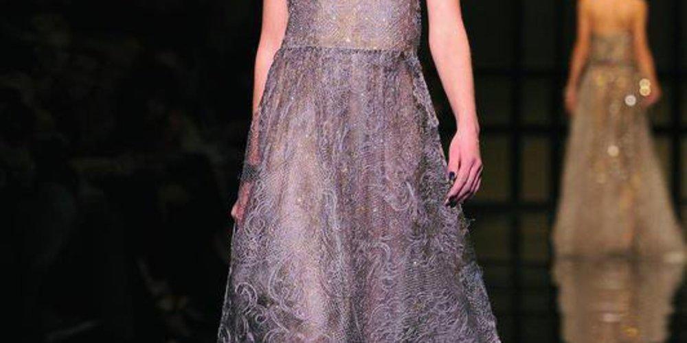 Haute Couture S/S 14 Giorgio Armani Privé