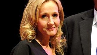 J. K. Rowling schreibt neue Geschichten