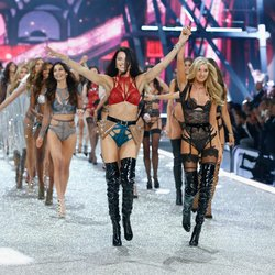 Das war die Victoria's Secret Fashion Show 2016