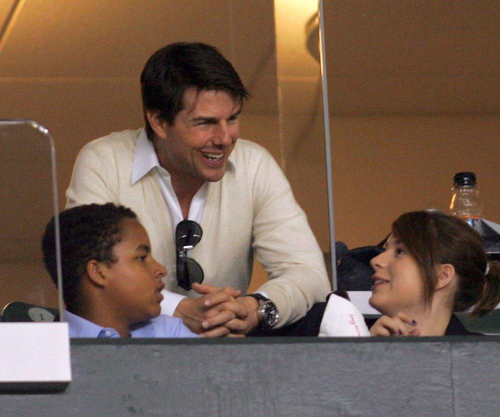 Tom Cruise: Angst um Adoptivtochter