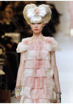 Fashion Week Paris: Haute Couture bei Chanel