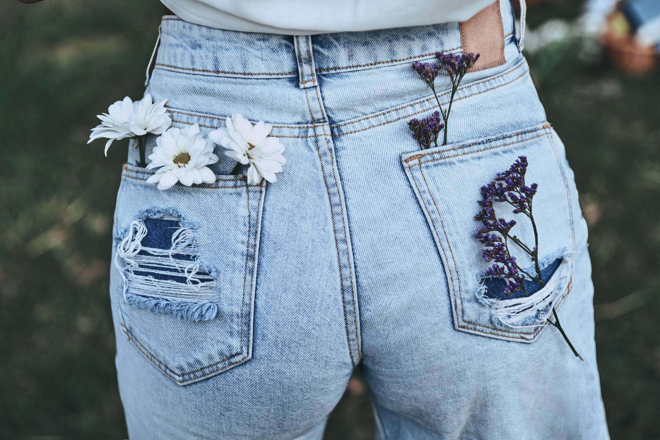 Ausgeleiert so lässt sich deine jeans enger machen desired