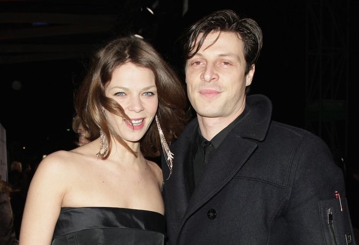 Jessica Schwarz und Markus Selikovsky.