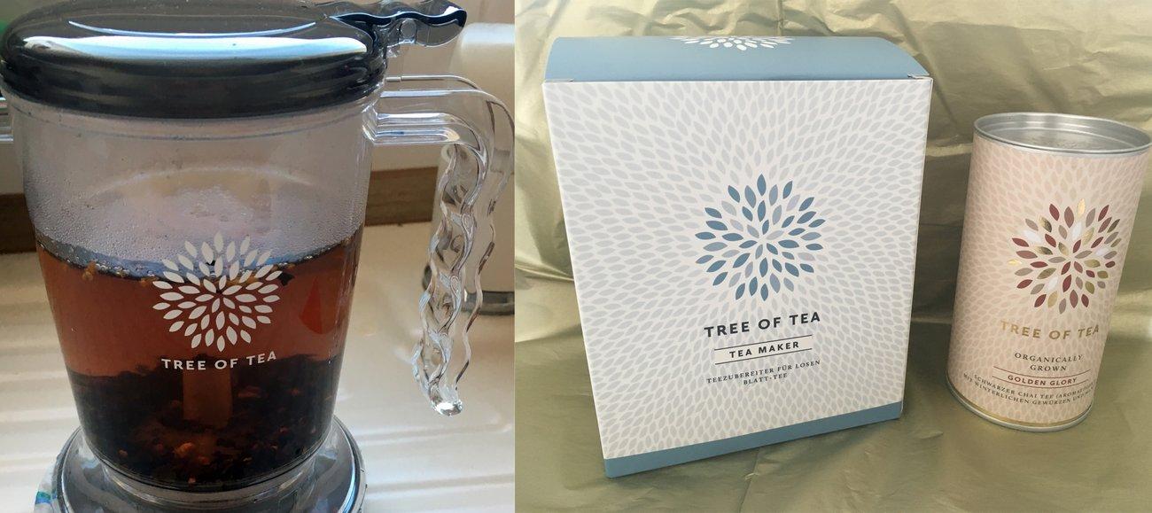 Tree of Tea Tea maker