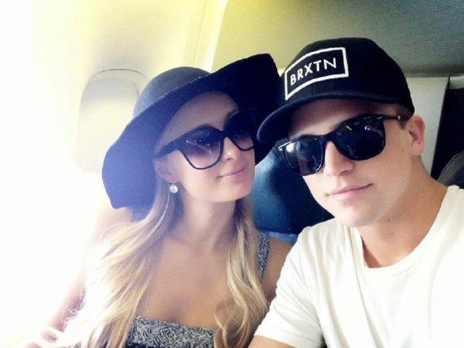 Paris Hilton twittert