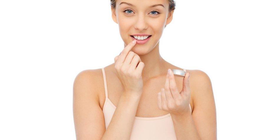 Lippenpeeling selber machen