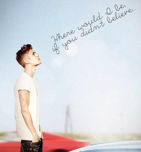 Justin Bieber zeigt sich fromm