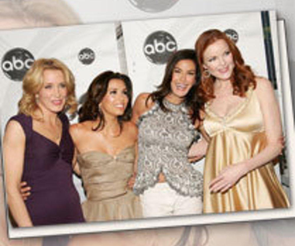 Die Serien der Erdbeerlounge: Desperate Housewives