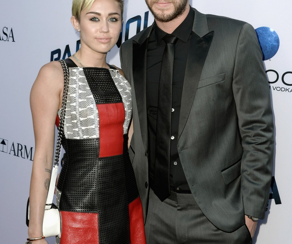Miley Cyrus und Liam Hemsworth bleiben für immer Freunde