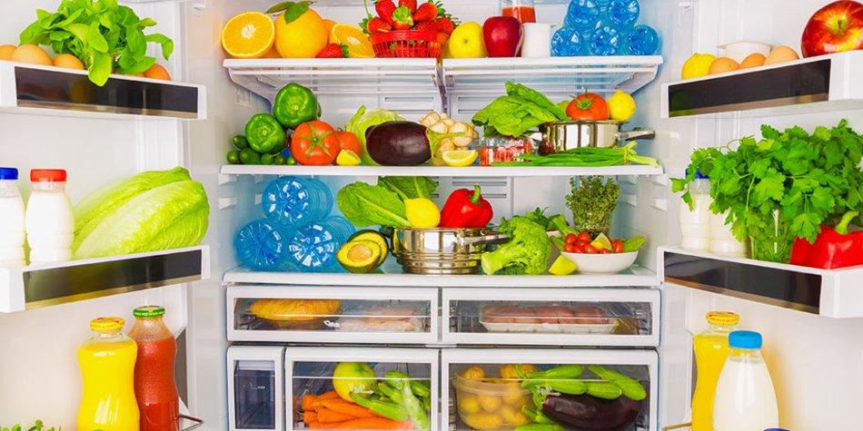 Kühlschrank-Basics