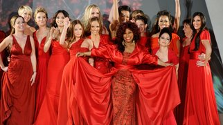 The Heart Truth's Red Dress Collection