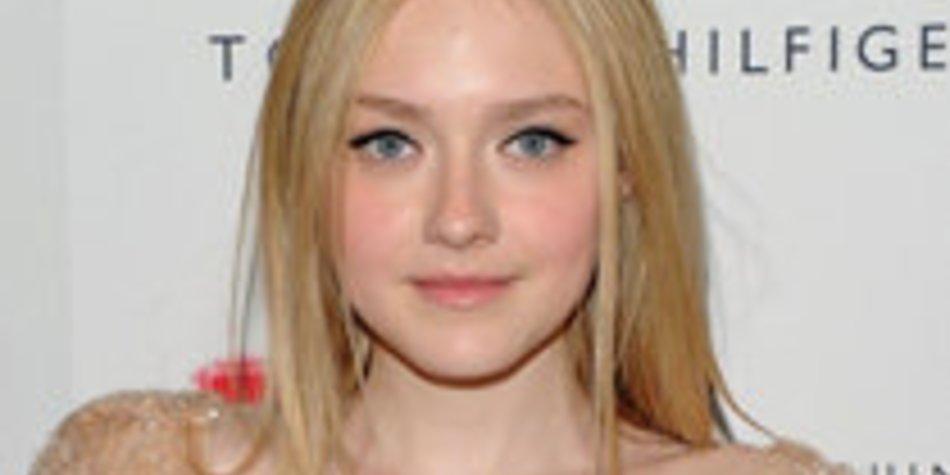 Twilight Star Dakota Fanning zwischen High School und Hollywood