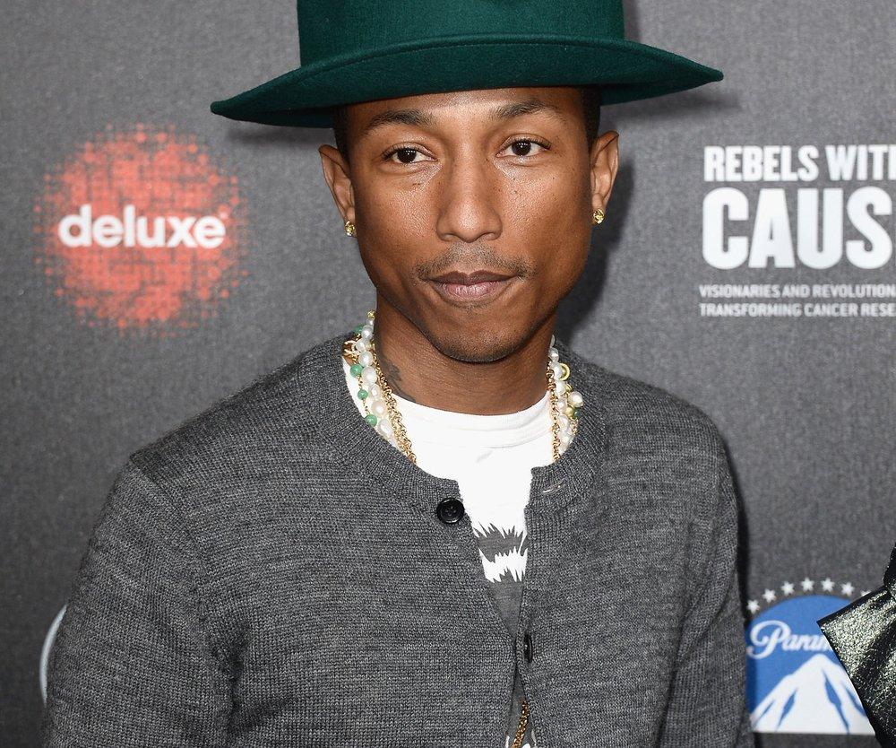 Pharrell Williams hat kein großes Ego