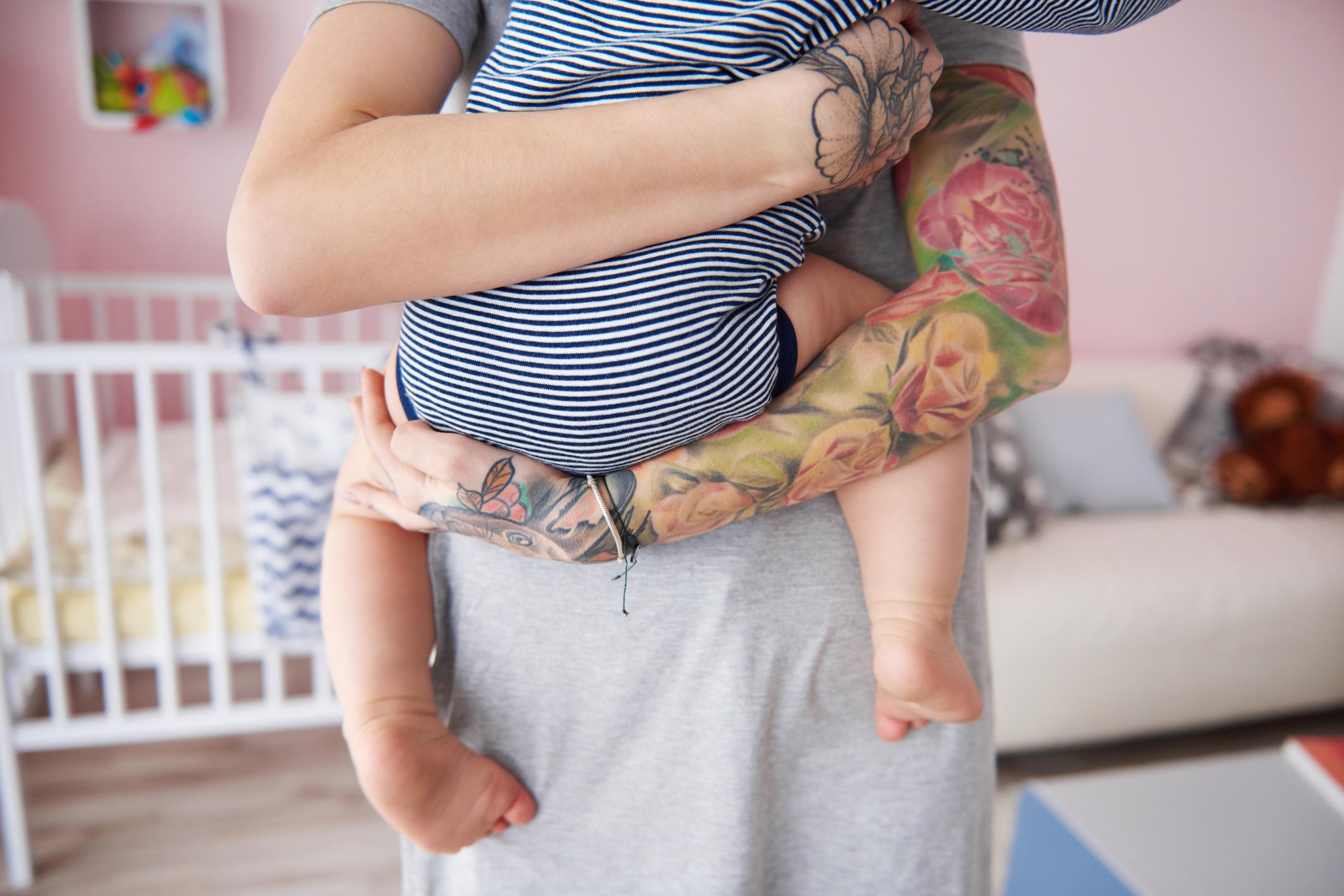 17 Familien Tattoos Die Zusammenhalt Ausdrücken Desiredde