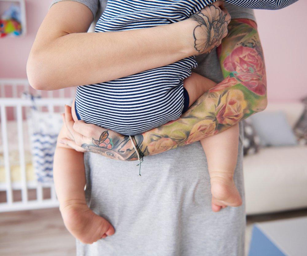 Familien-Tattoos