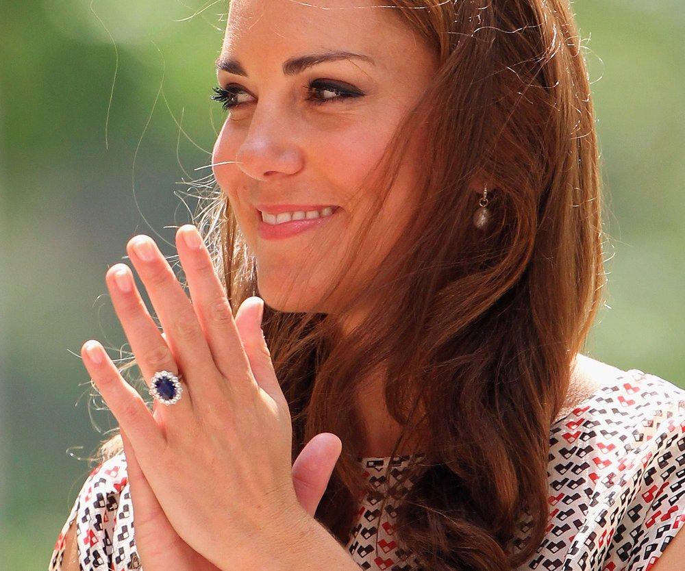 Kate Middleton: Alle wollen ihr hübsches Näschen!