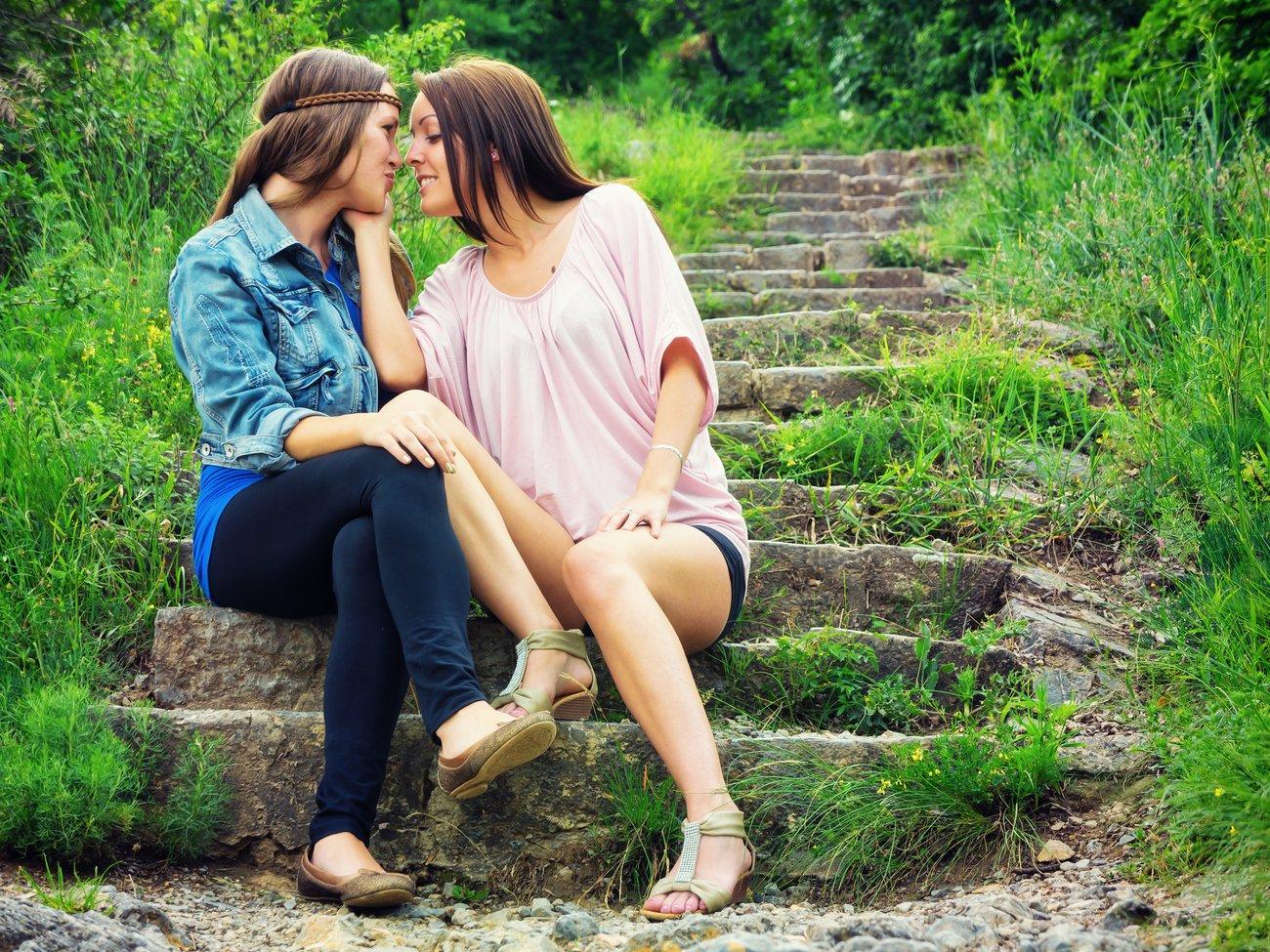 Laut britischen Forschern ist jede Frau auch ein bisschen bi.
