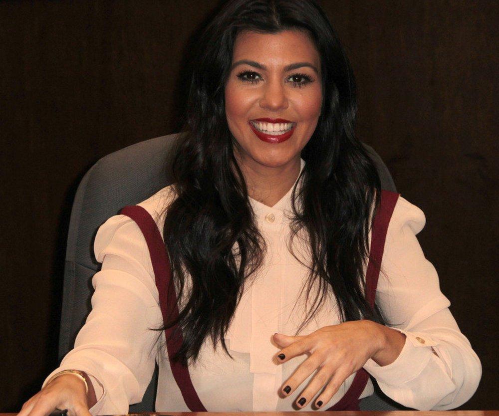 Kourtney Kardashian wieder schwanger