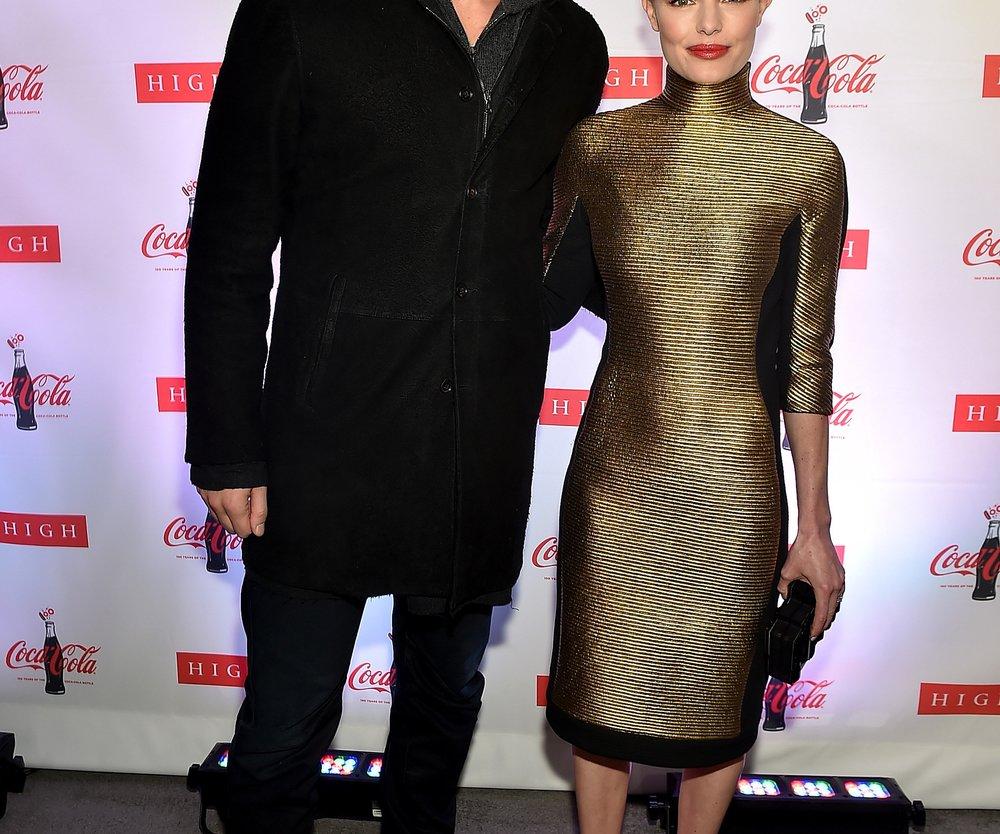 Kate Bosworth und Joe Manganiello feiern den 100. Geburtstag der Coke-Flasche