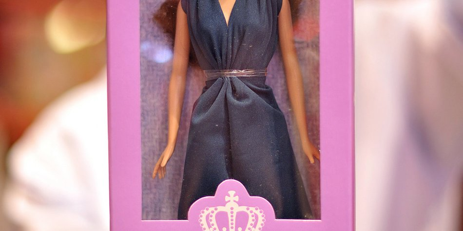 Kate Middleton: Braut-Barbie im Handel!