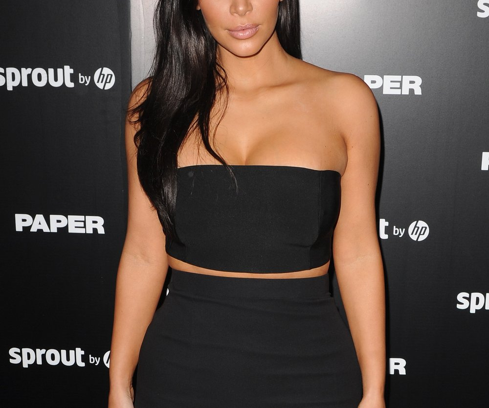 Kim Kardashian tut alles für ein zweites Baby