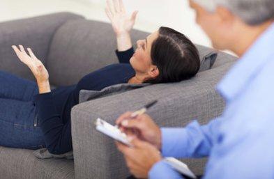 Psychotherapie: Der Therapeut stellt viele Fragen