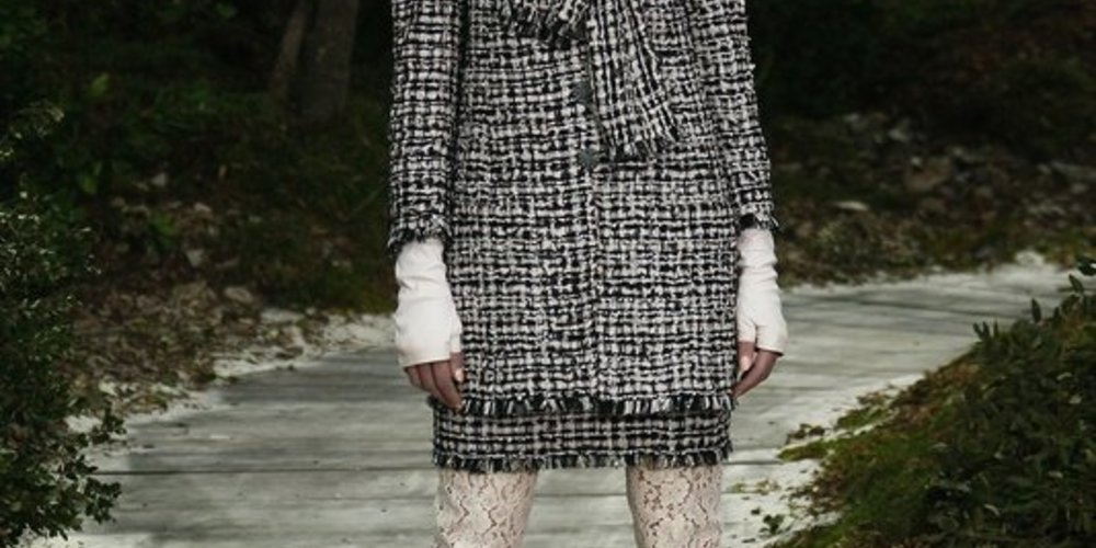 Chanel Haute Couture Spring/Summer 2013 mit Tweed