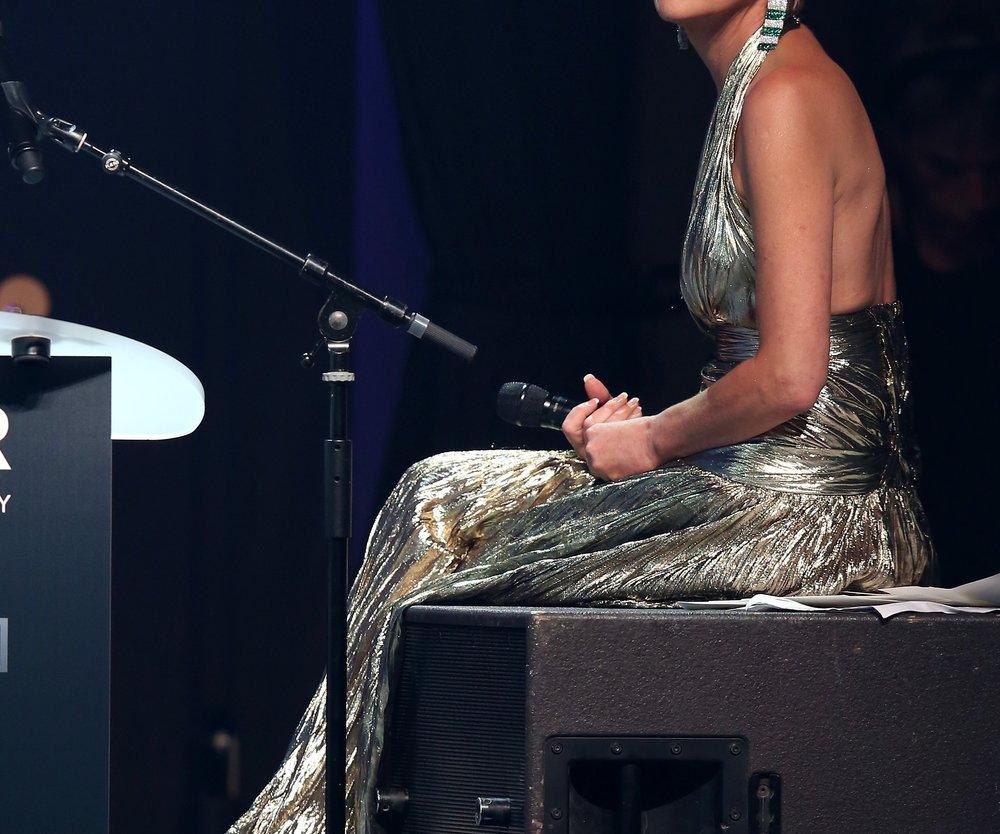 Sharon Stone hatte Todesangst